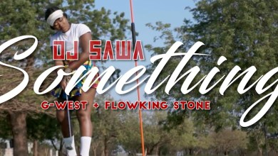 Something by DJ SAWA feat. G-West & Flowking Stone