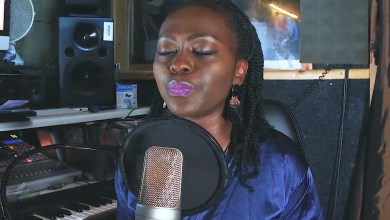 Video: God's Love Cover by Sandy Adore
