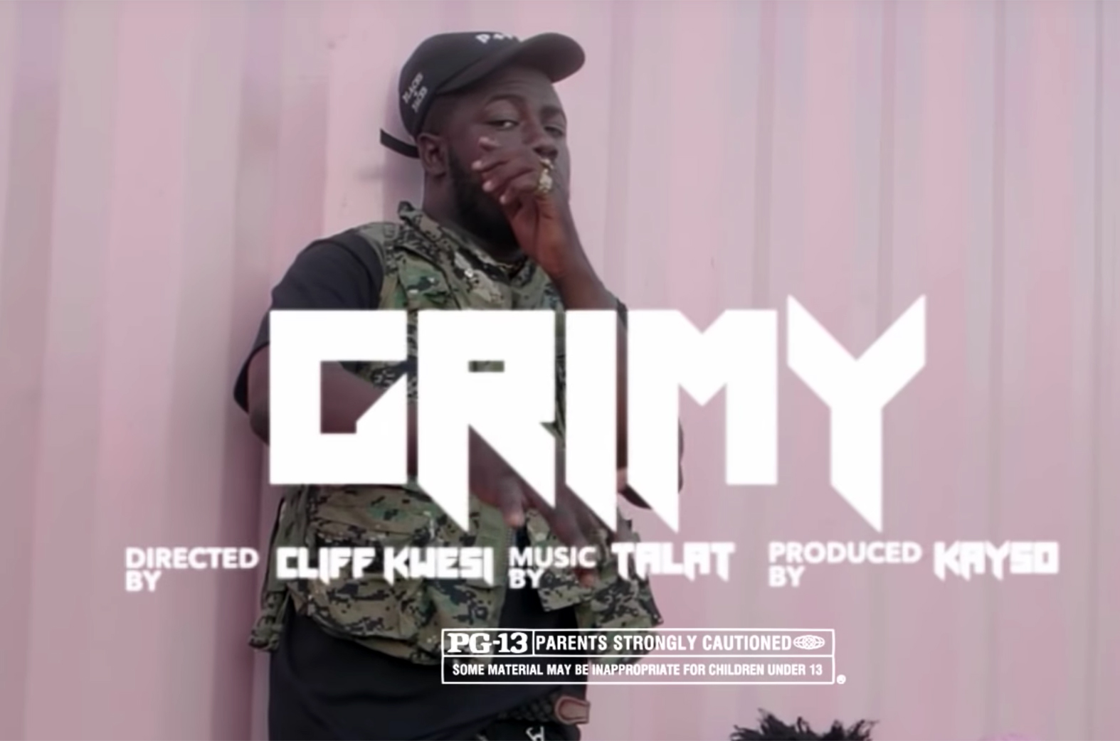 Video: Grimy by Talaat Yarky