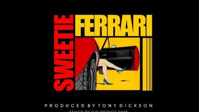 Photo of Audio: Sweetie Ferrari by Tony dickson feat. Kid Prince DMB & Kobby Keita