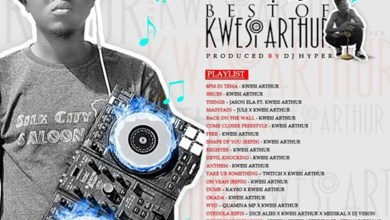 Photo of Audio: Best Of Kwesi Arthur by DJ Hyper