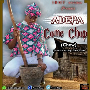 Come Chop (Chow) by Adepa