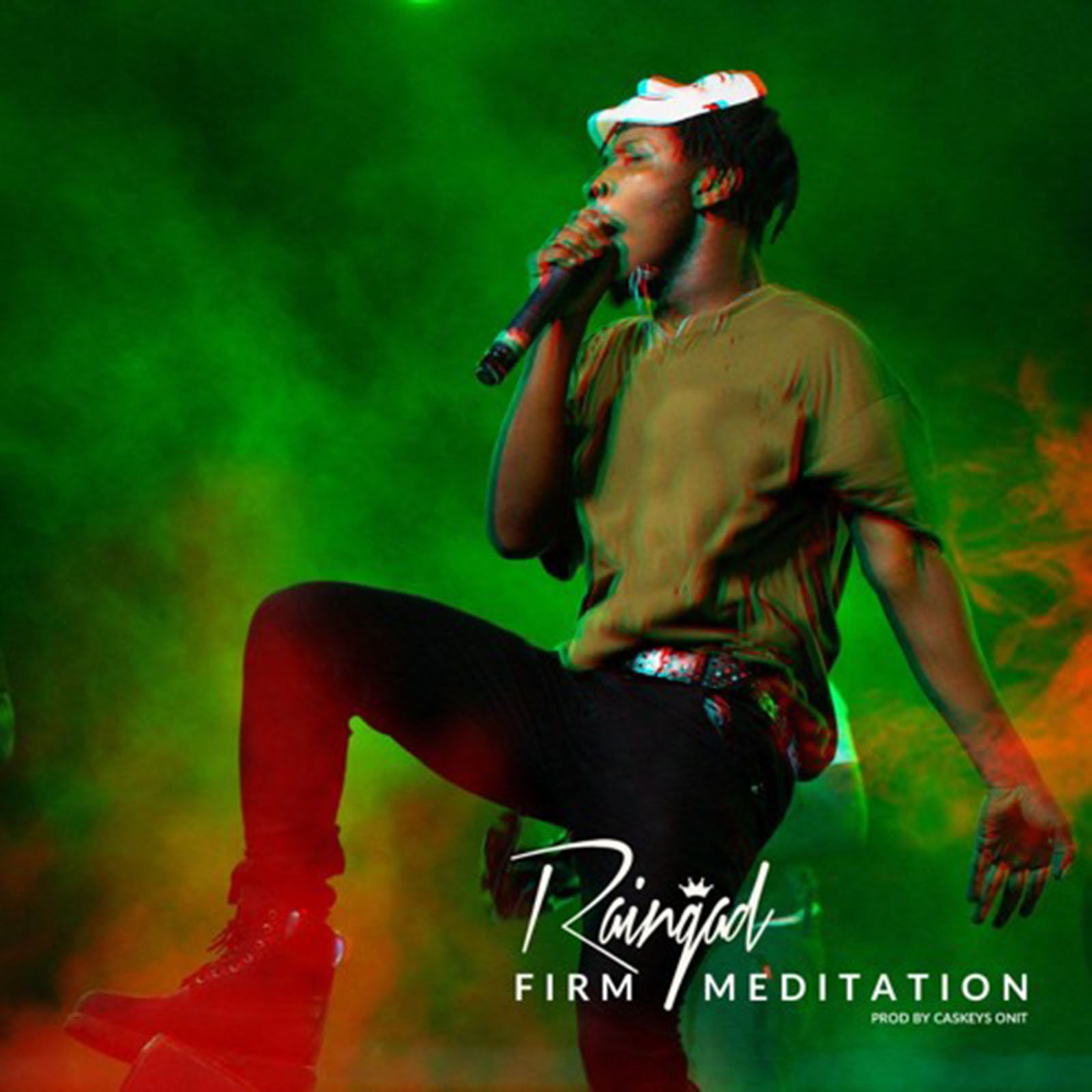 Firm Meditation by RainGod