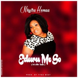 Edur Me So(It's My Turn) by Nhyira Hemaa