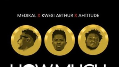 Photo of Audio: How Much by Medikal feat. Ahtitude & Kwesi Arthur