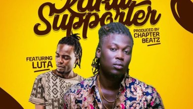 Photo of Audio: Kakii Supporter by Wisa Greid feat. Luther