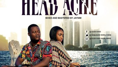 Head Ache by Kush KhiiD
