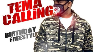 Photo of Audio: Tema Calling by D Cryme