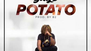 Potato by Dahlin Gage