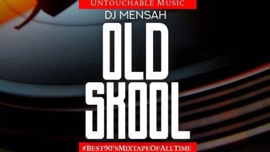 DJ Mensah drops 90's Mixtape this Friday