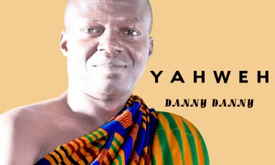 Meet Danny Danny, singer of Wonderful Drink and Yahweh
