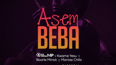 Photo of Audio: Asem Beba by Rebo Tribe feat. Quamina MP, Kwame Yesu, Boorle Minick & Mantse Chills