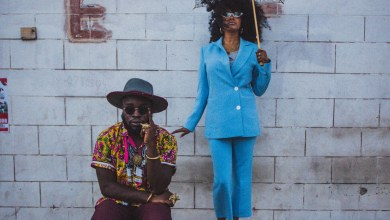 Photo of M.anifest gets featured in Danish diva's music video