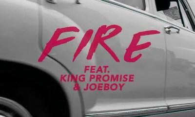 Video: Fire by GuiltyBeatz feat. Joeboy & King Promise