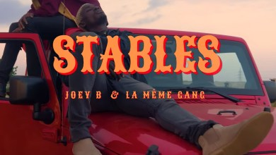 Photo of Video Premiere: Stables by Joey B feat. La Mème Gang