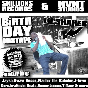 Birthday Mixtape by Shaker