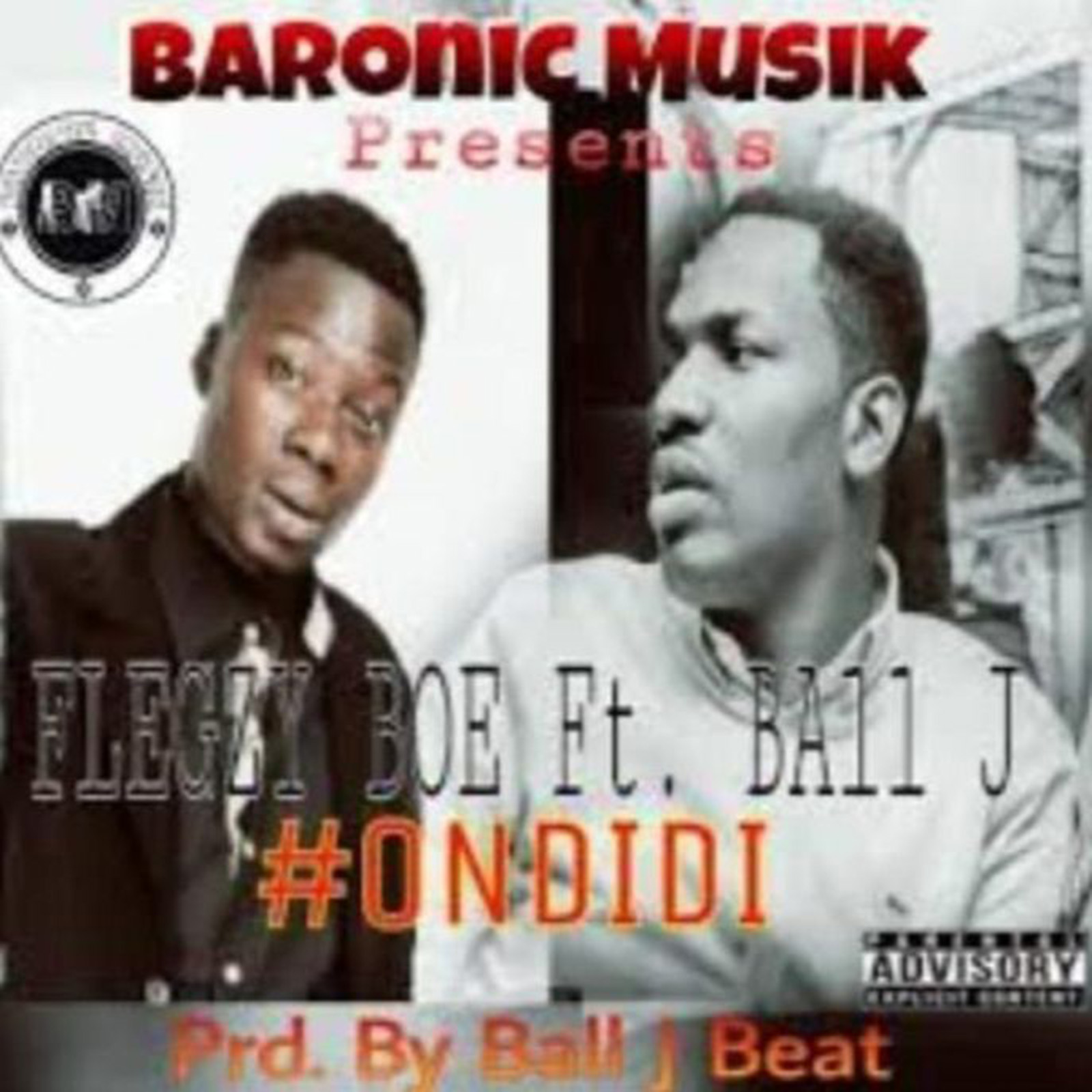Ondidi by Flegzy Boe feat. Ball J