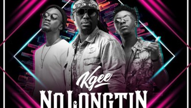 Photo of Audio: No Long Tin by KGee feat. King Maaga & Mr Drew