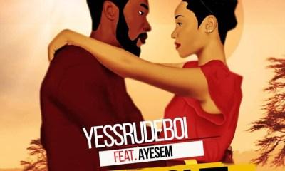 Mr Right by Yessrudeboi feat. Ayesem