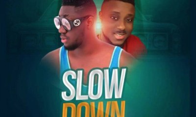 Slow Down by Mike Benzy feat. Sunshyn