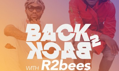 Back To Back With R2bees by DJ Poga