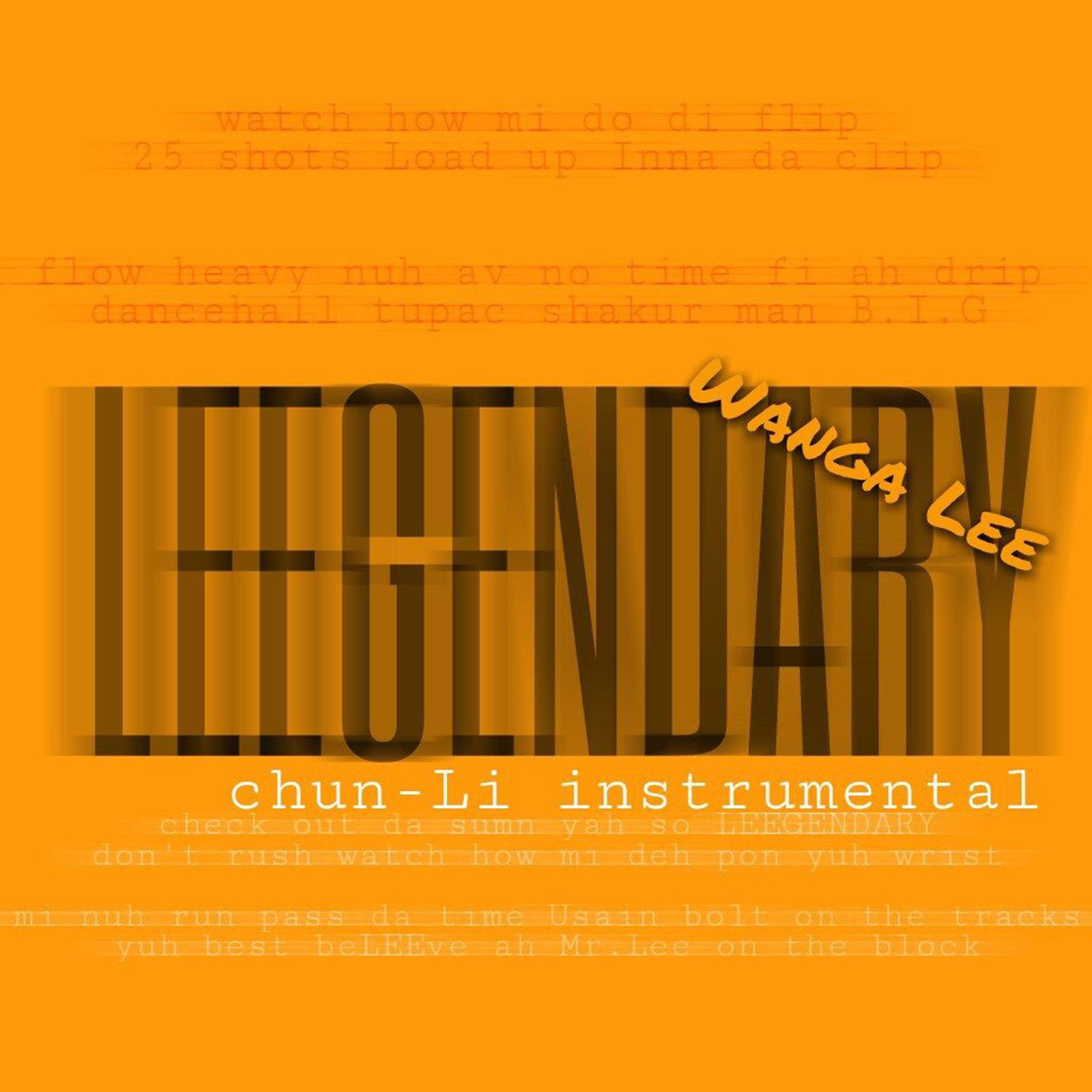 Legendary by Wanga Lee