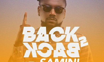 Back To Back With Samini by DJ Poga