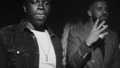 Photo of Michael Dapaah aka Big Shaq features in Drake's new video