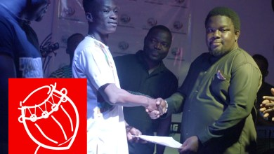 Photo of Video: K. K Fosu signs a 3year deal with World Map Records