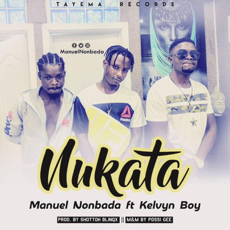 MaNUEL Nonbada hints of first collaboration with Kelvynboy
