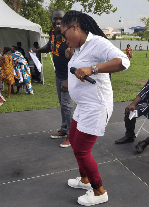 Joyce Blessing thrills fans at first Ghanafest event in Dallas
