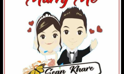 Marry Me by Sean Khare