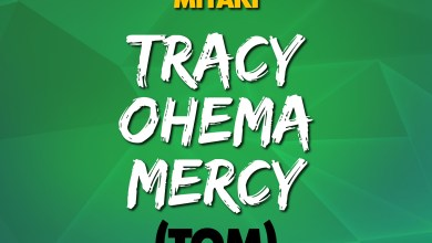 Photo of Audio: Tracy Ohema Mercy (TOM) by Miyaki