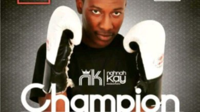 Photo of Audio: Champion by Nahnah Kay