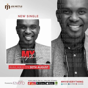 My Everything by Joe Mettle