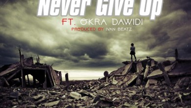 Photo of Audio: Never Give Up by Showboy feat. Okra Tom Dawidi