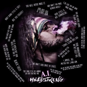 Headstrong EP by A.I.