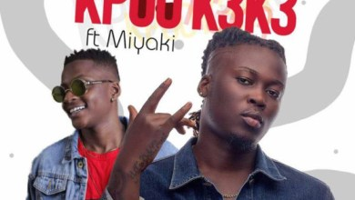 Photo of Audio: Kpoo Keke by Wisa Greid feat. MiYaKi