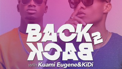 Photo of Audio: Back To Back With Kuami Eugene & KiDi by DJ Poga