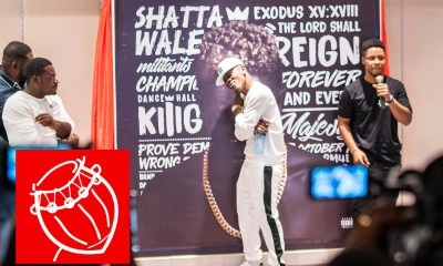 Shatta Wale Unveils Album Art and Tracklist