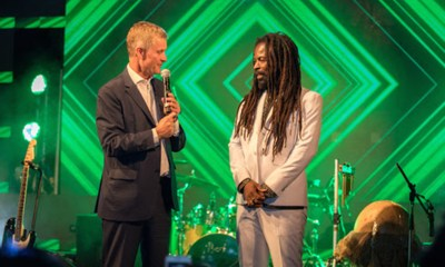 Rocky Dawuni gets designated as UN Goodwill Ambassador