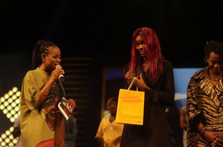 Ezra Tamaa wins 'Bright Moment' on MTN Hitmaker 7