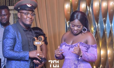 Sista Afia grabs award at first 3RD TV Music Video Awards