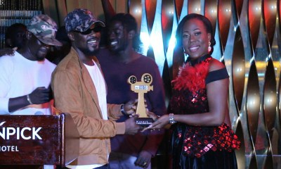 Mix Master Garzy comes up tops at 3RD TV Music Video Awards