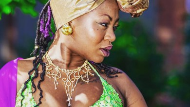 Is Canadian-based Ghanaian singer Salamatu Djenne the latest female threat?