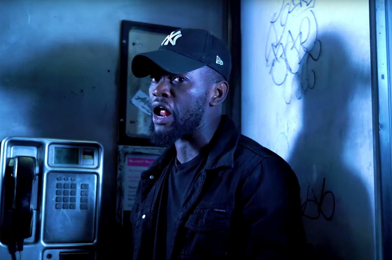 Video: Black Panther (Freestyle) by Jay Young