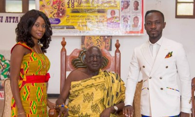 Okyeame Kwame releases first single off Made In Ghana album