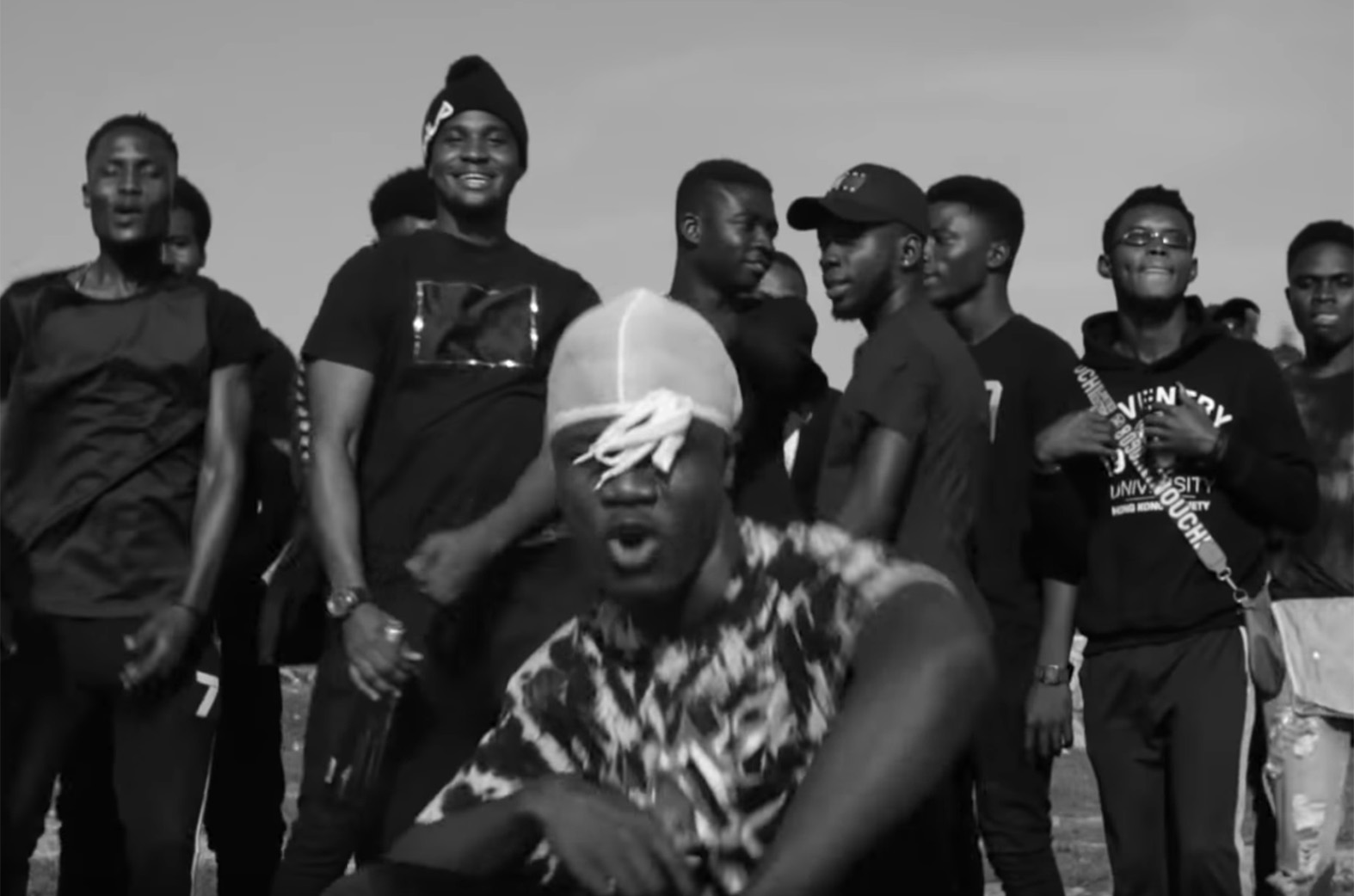 Video: Squaaad (Youth Empowerment Video) by Pambour feat. JayFyn