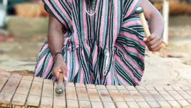 Photo of Meet one of the finest young Ghanaian xylophone players – Ephraim David Boye