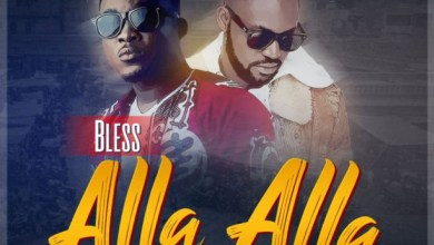 Alla Alla by Bless feat. Yaa Pono